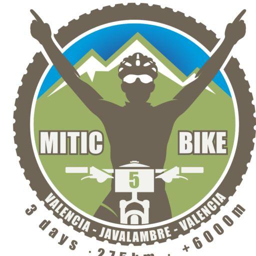 nuestros amigos preparados para dar caña y disfrutar en la MITIC BIKE