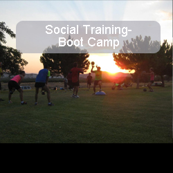Social Training-Boot Camp