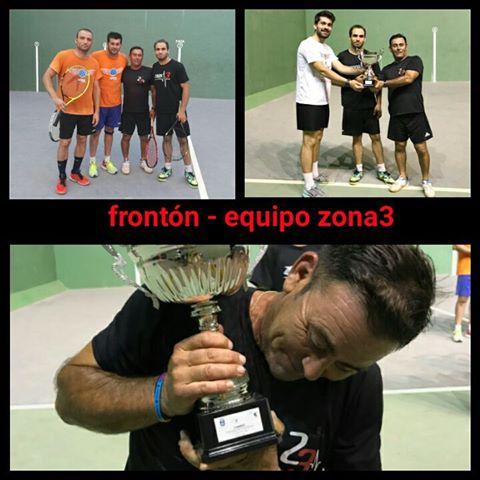 Semifinales y finales del campeonato de frontón en Lliria