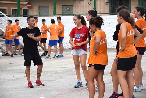 Iniciamos la temporada 2017-2018 del Club Balonmano Llíria