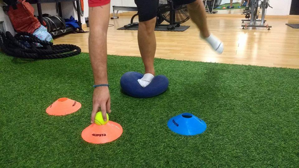 Prevención de las lesiones deportivas