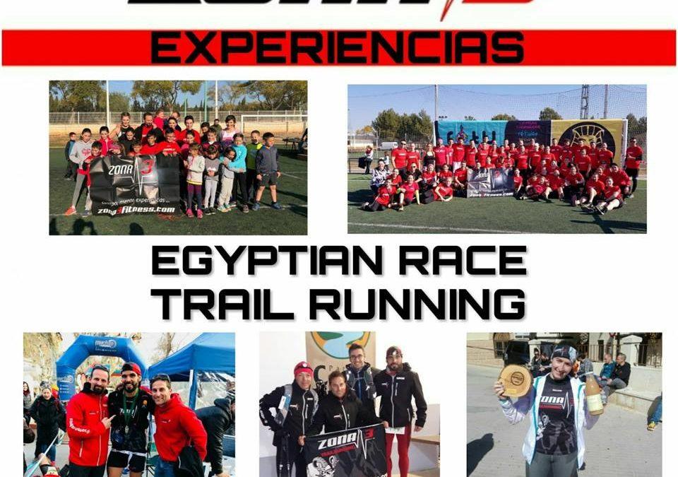 Todo nuestro equipo terminó y disfruto de laEgyptian-Raceayudandose unos a otros