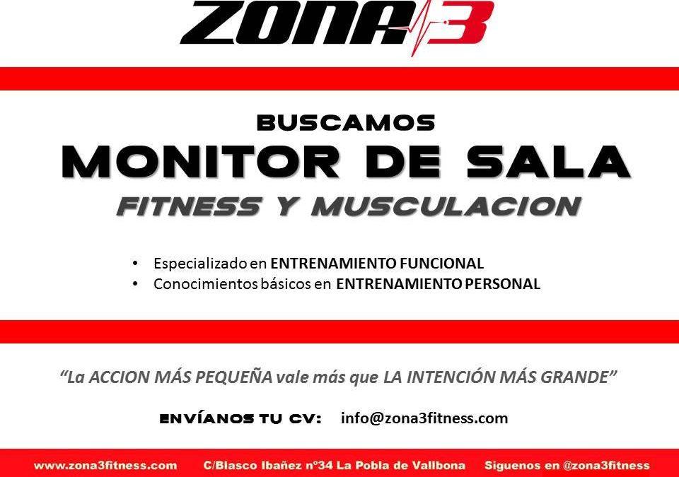 Si te mueves en el sector del fitness y del deporte, esta es tu oportunidad
