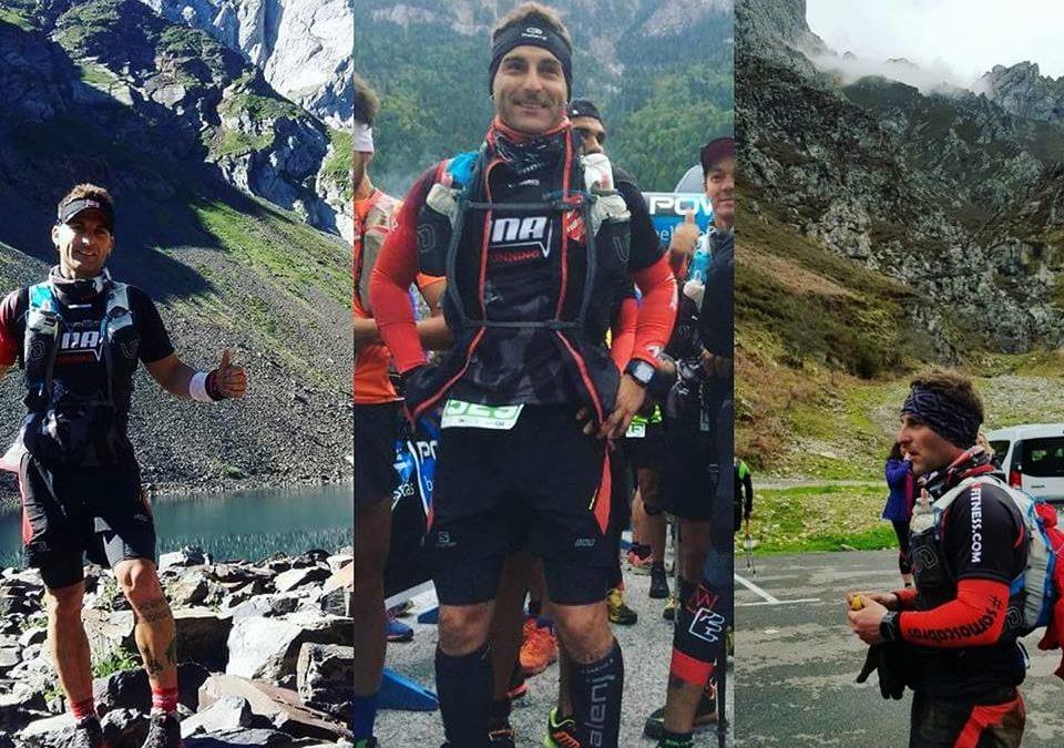Nuestro pilar fundamental,Vicente Gomez, corredor y amante de la alta montaña.