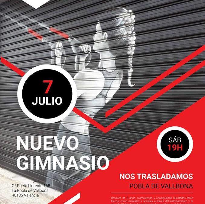 Hoy a las 19h tienes una cita con nosotros en la calle Poeta Llorente, 168 en la Puebla de Vallbona