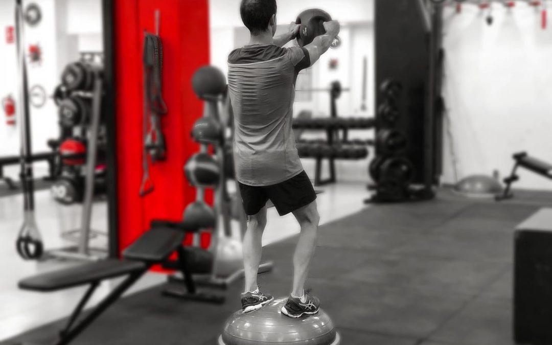 Todo incremento en la fuerza es resultado de una estimulación neuromuscular