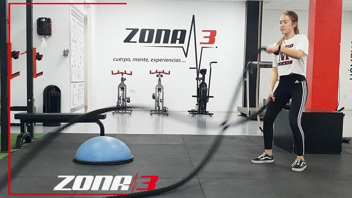 En zona3fitness adaptamos los entrenamientos a tu vida