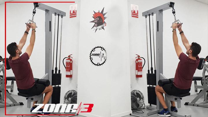 Zona3fitness, instalación con todo tipo de materiales para mejorar nuestro entrenamiento
