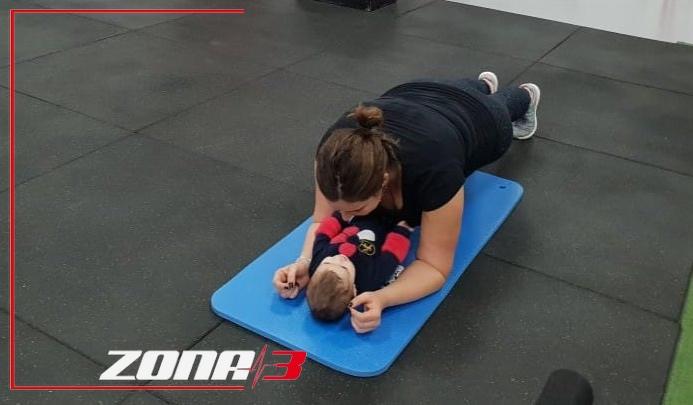 Es importante volver hacer ejercicio en el postparto