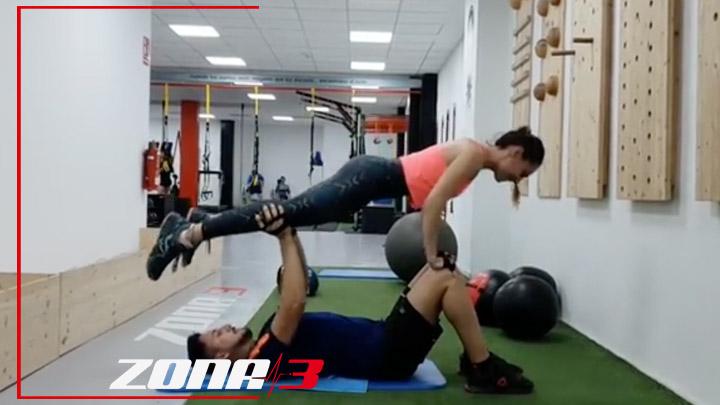 Nos encanta ver el buen rollo, y como a través de la actividad física compartís buenos momentos