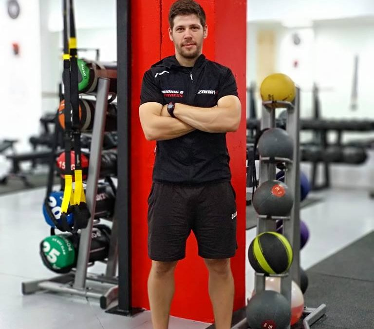 Objetivo muy claro, avanzar en el sector del fitness y cumplir sus expectativas