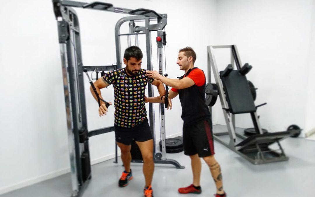 La activación correcta de la musculatura